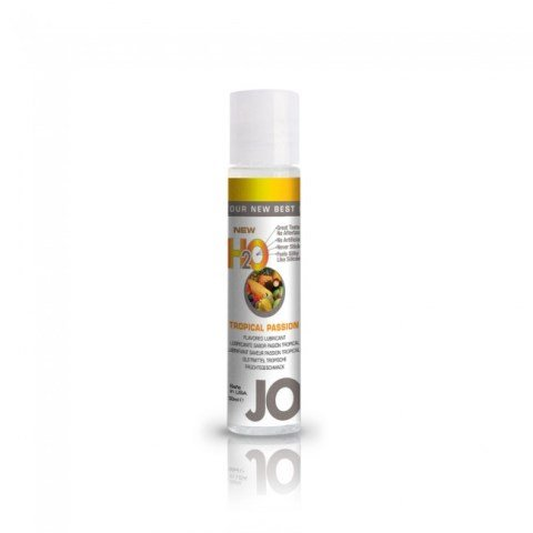 JO Tropical Passion Flavoured Lubricant 30ml