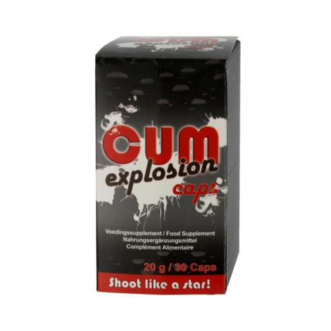 Cum Explosion Packaging