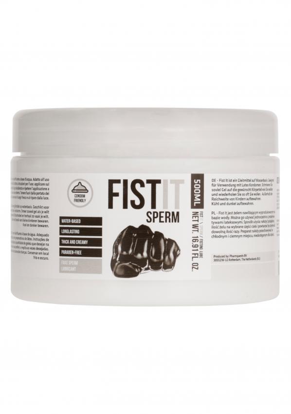 Fist It Sperm Lubricant 500ml