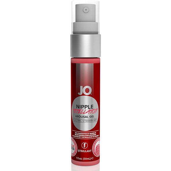 JO Nipple Titillator Strawberry 30ml