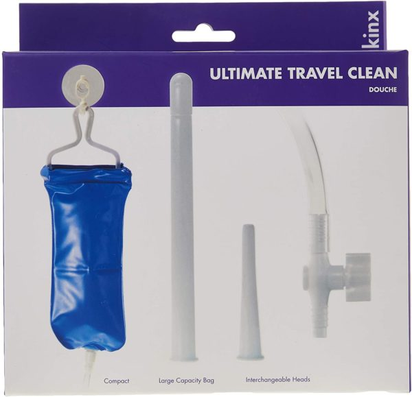 Kinx Ultimate Portable Travel Douche