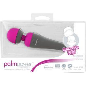 Palm Power Massager Wand Packaging