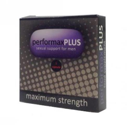 Performax Plus Maximum Strength Stimulant 1 Capsule