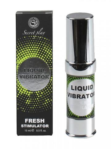 Secret Play Liquid Vibrator Stimulator Fresh