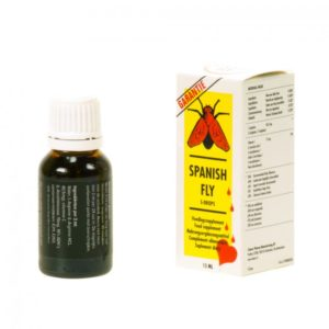 Spanish Fly Packaging and Bottle