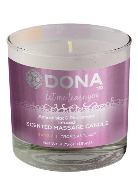 DONA Massage Candle Tropical Tease