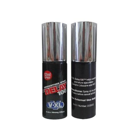 Delay 100 V-XL Spray
