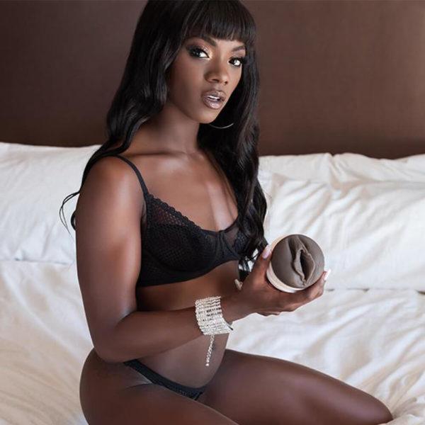 Fleshlight Girls Ana Foxxx Silk Texture Model