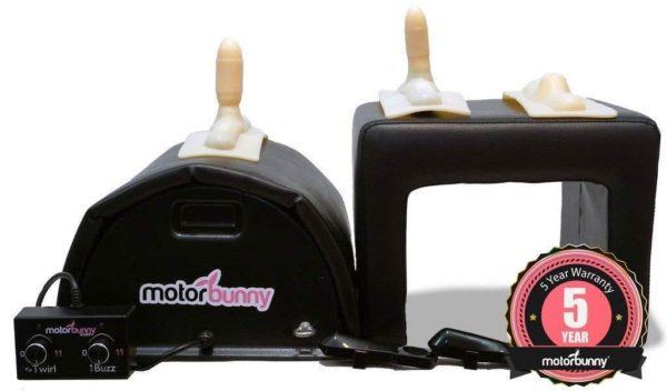 The Motorbunny Luxury Sex Machine Premium Pack