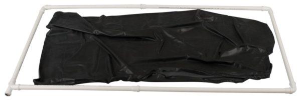 LateX Vacuum Bed Part Assembled