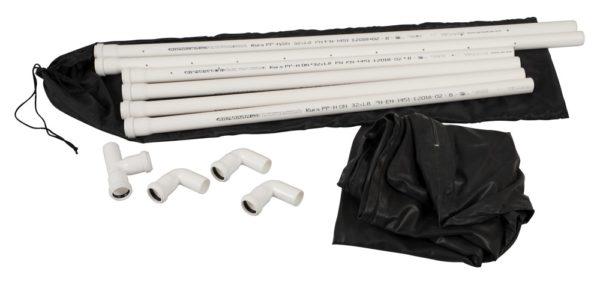 LateX Vacuum Bed Parts