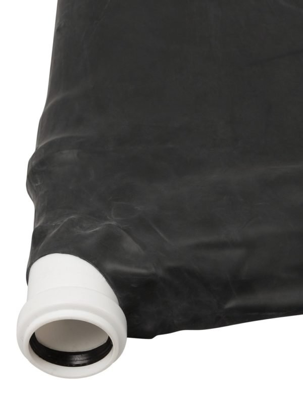 LateX Vacuum Bed corner