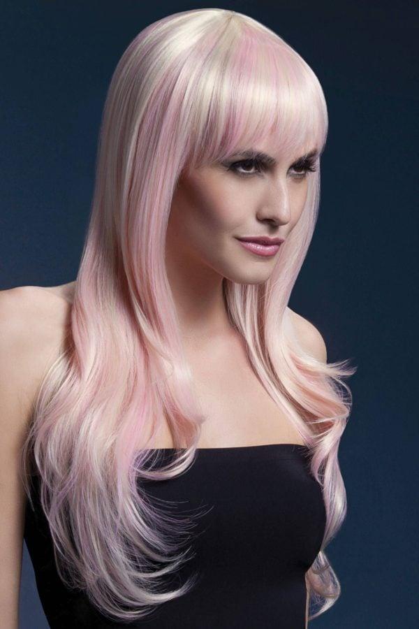 Fever Sienna Blonde Candy Wig