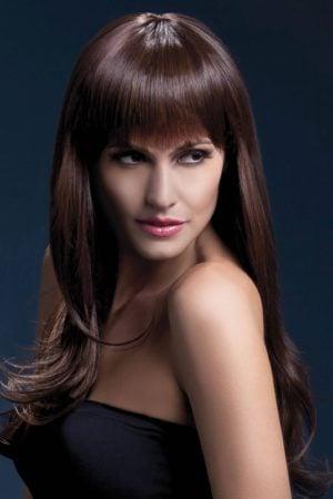 Fever Sienna Brown Wig