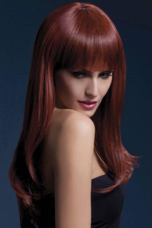 Fever Sienna Auburn Wig