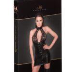 noir-handmade-adorable-dress-with-long-button-line-packaging-f224