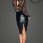 noir-handmade-midi-dress-with-soft-lace-top-back-f228