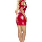 provocative-pr7040-sexy-red-dress-back
