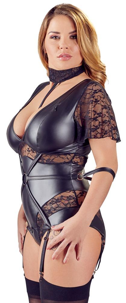 Cottelli Plus Size Bondage Body Side