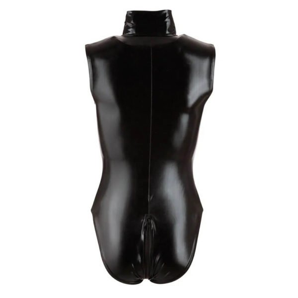 Cottelli High Neck Body with Zipper 2641186 Back