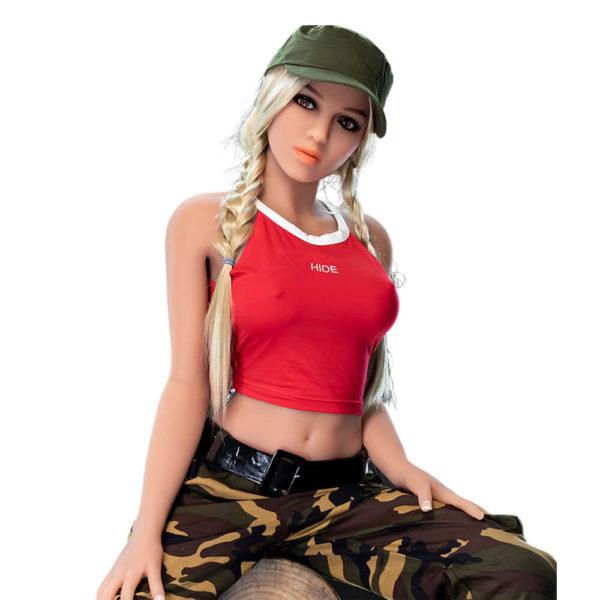 Jane Realistic Sex Doll