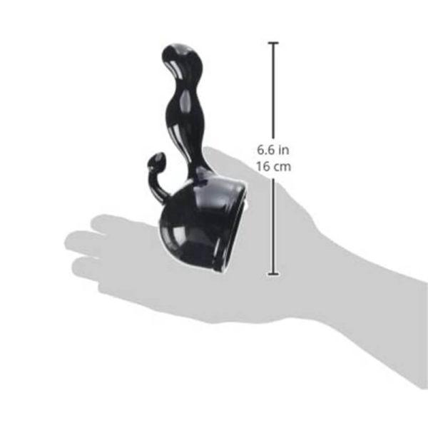 Wand Essentials P-Spot Wand Attachment Measurements