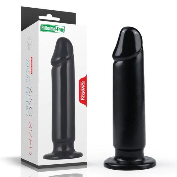 Legendary King Sized 9.25 Inch Anal Dildo Packaging